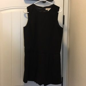 Michael Kors Black Romper